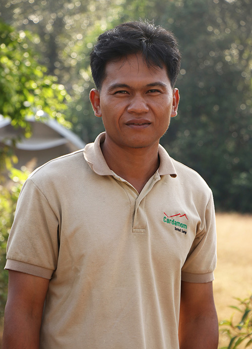 Boeng Sam Cardamom Tented Camp
