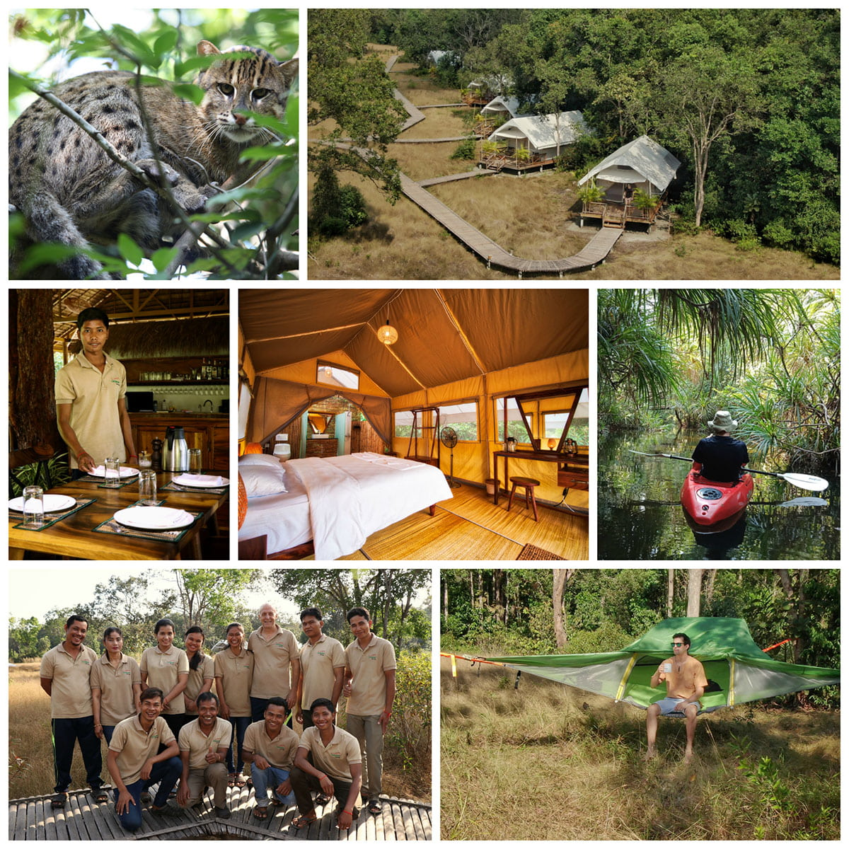 Cardamom Tented Camp in Cambodia Announces Two New Ecotourism Packages