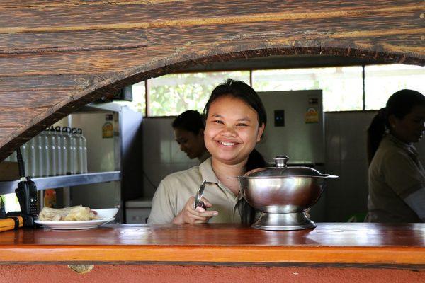 Riverbank Restaurant Staff